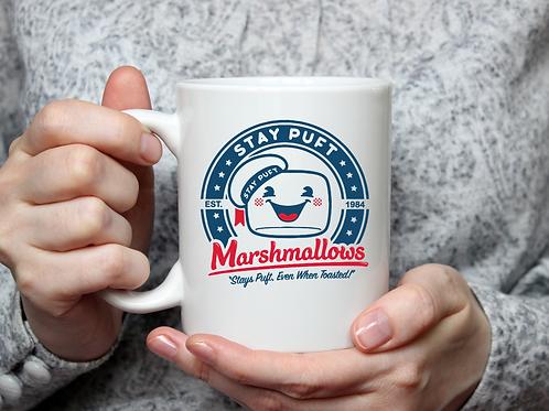 Marshmallow Man Mug