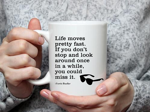 Ferris Bueller Mug