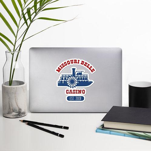 Missouri Belle Ozarks Bubble-free stickers