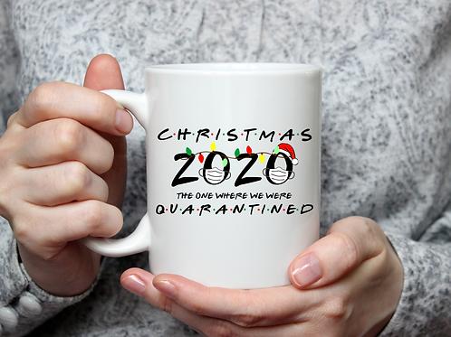 Christmas 2020 quarantined