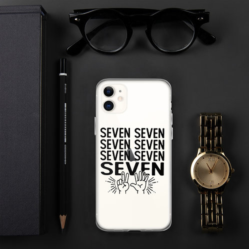 Seven Seven Seven Friends TV Show Inspired iPhone Case