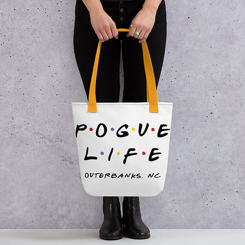 Pogue Life Friends Inspired Tote bag