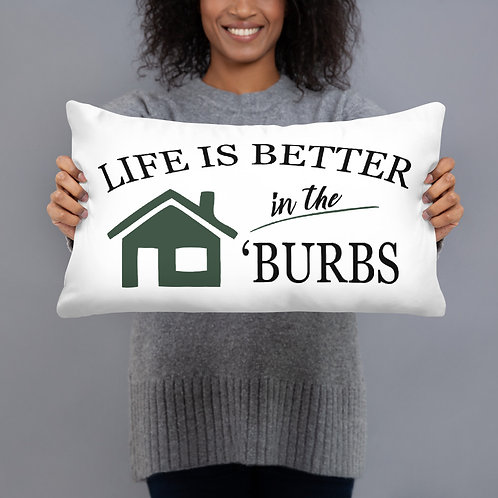 The Burbs Pillow