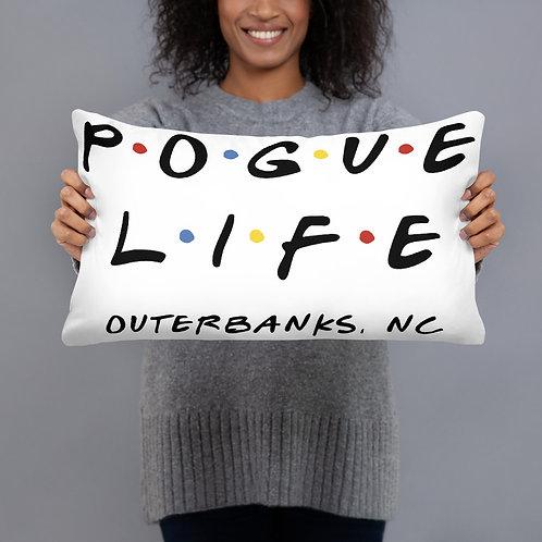 Pogue Life Pillow
