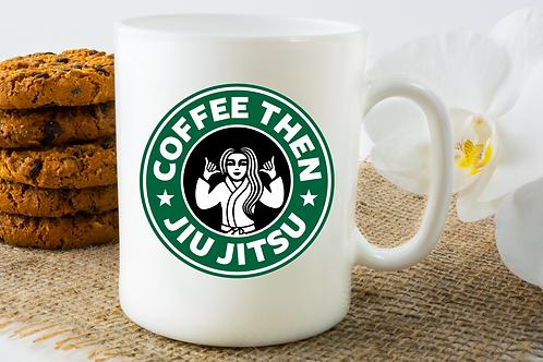 Coffee Then Jiu Jitsu