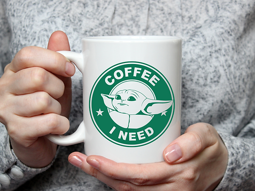 Coffee I Need Mug