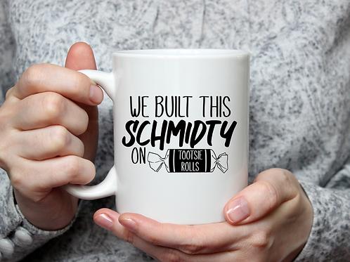 We built this Schmidty New Girl inspired