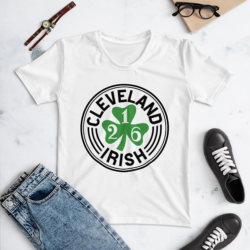 Cleveland Irish Women's T-shirt