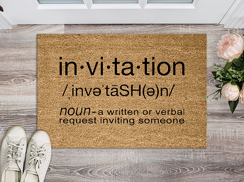 Invitation meaning