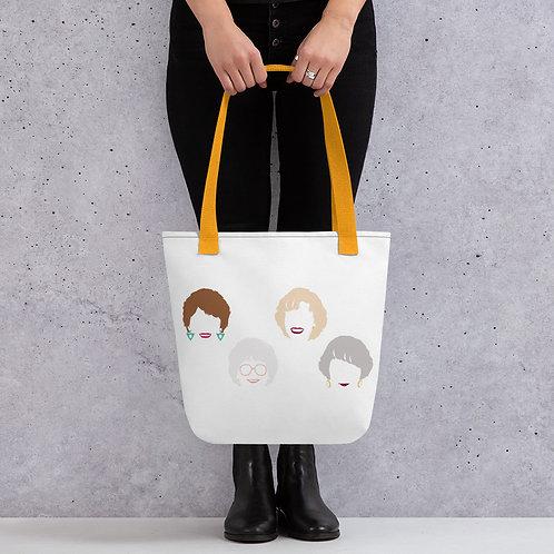 Golden Girls Inspired Tote bag