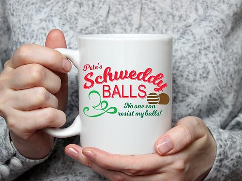 Pete's Schweddy Balls SNL