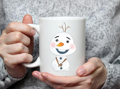 Olaf- bashful