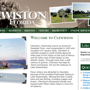 City of Clewiston