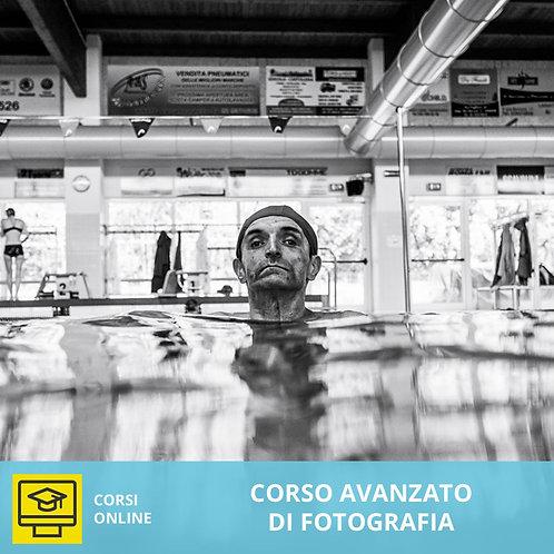 Corso Online - Corso Avanzato di Fotografia