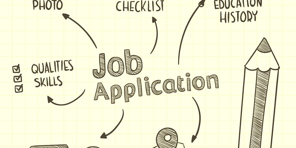 Get the Job - Bewerbungstraining für Jugendliche