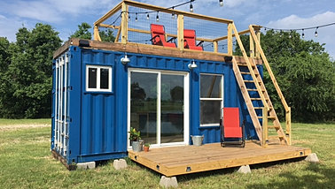 Backcountry Containers Shipping Container Tiny Homes
