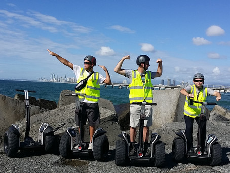 Xperiences Segway ECO Tours partner with Sea World Resort and Waterpark Gold Coast