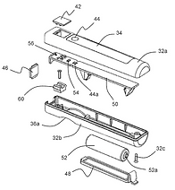 Medical Device Patent Drawing