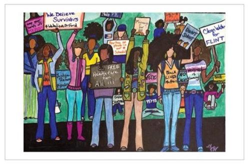 Resist 11x17 Print (Matte)