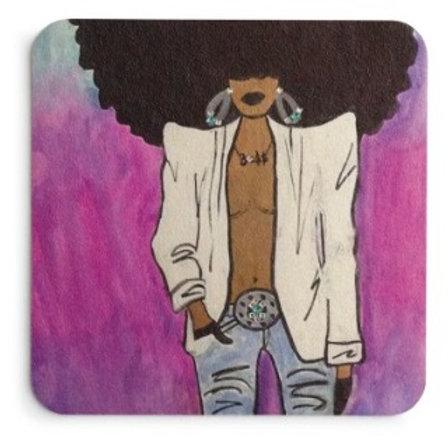 Bo$$ - Coaster (set of 2)