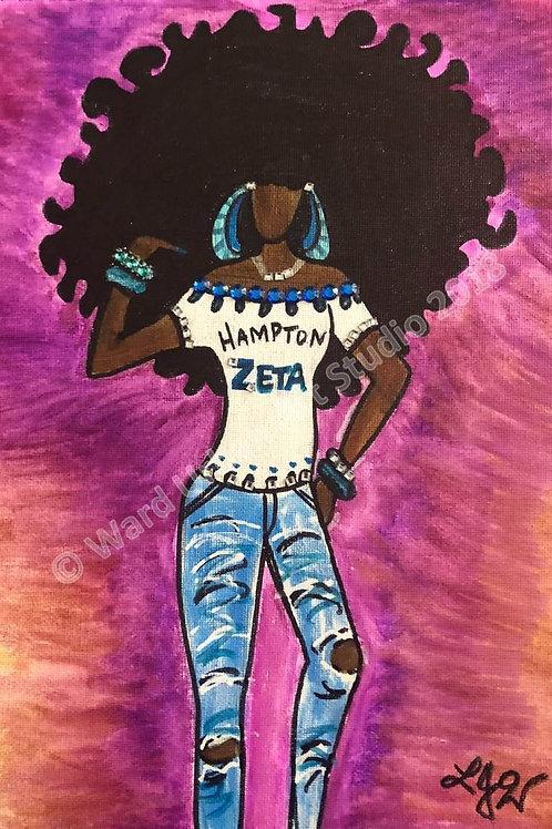 Hampton Zeta