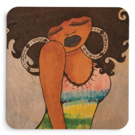 Too Cute - Coaster (set of 2)