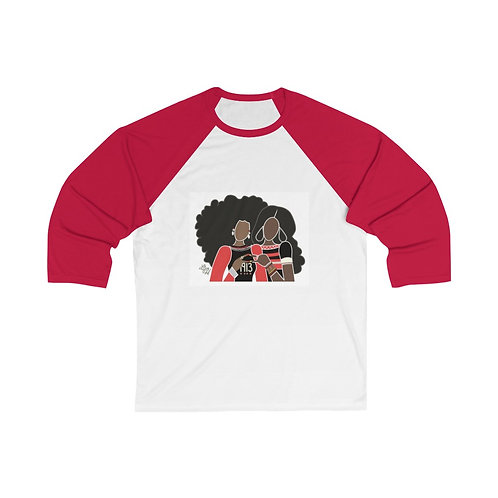 DST Holiday II Baseball Tee