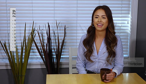 Vancouver Dietitian Stephanie Dang on Aligga Flaxseed Oil