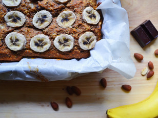 Power Packed Banana Loaf