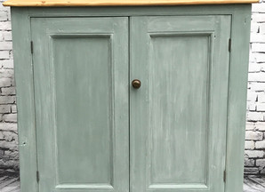 Farmhouse cupboard reloved