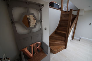 Vintage Reloved Staircase