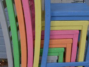 Children's school chairs