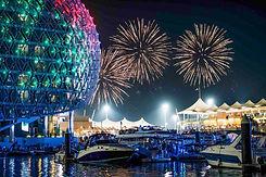 2020 F1 Abu Dhabi Events Gargantua Event
