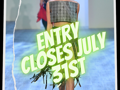 Less than ten days to submit your entry