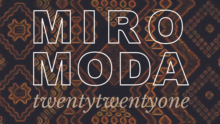 MIROMODA RUNWAY SHOW