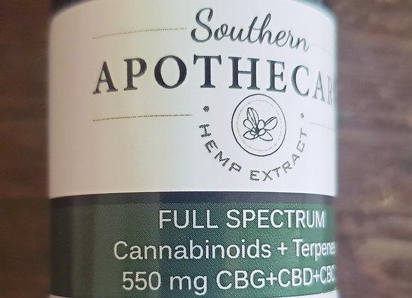 High CBG EMERALD Label 33 mL (550 mg)