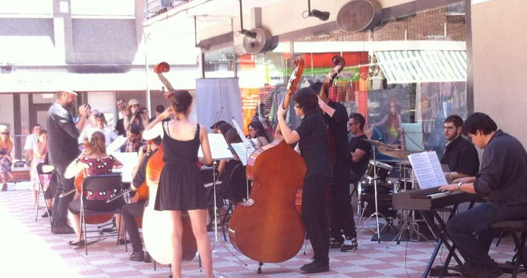 Tres semanas fantásticas de música en Alcobendas