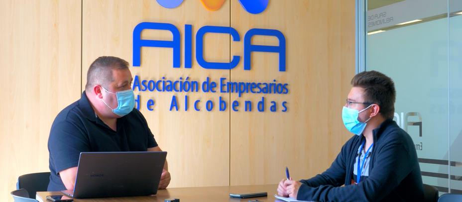 """Rubén Franco (AICA): """"Las ayudas locales han llegado tarde y han sido pocas"""""""
