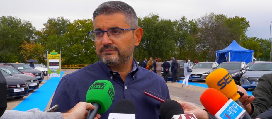 """Rafael Sánchez Acera: """"Aitor Retolaza ya ha desmentido las informaciones que se trasladaban"""""""