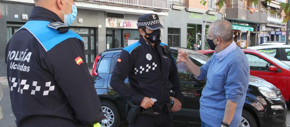 La Policía de Alcobendas contará con pistolas taser