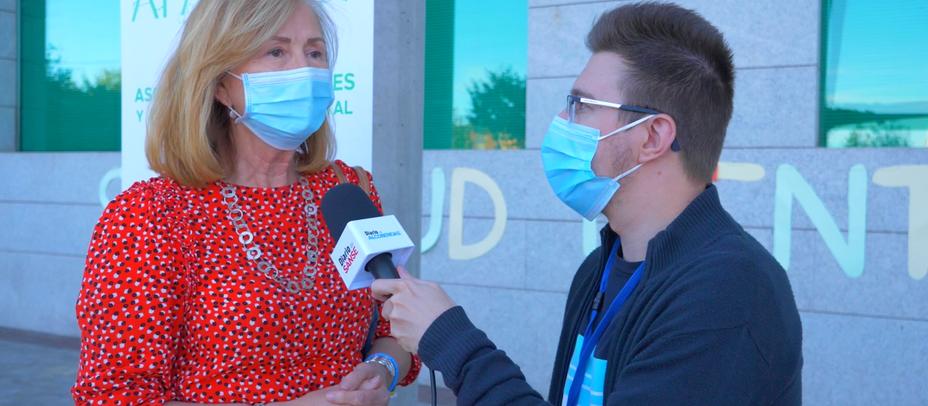 """Ofelia Culebradas: """"Un país no será moderno si la salud mental no es la mejor posible"""""""