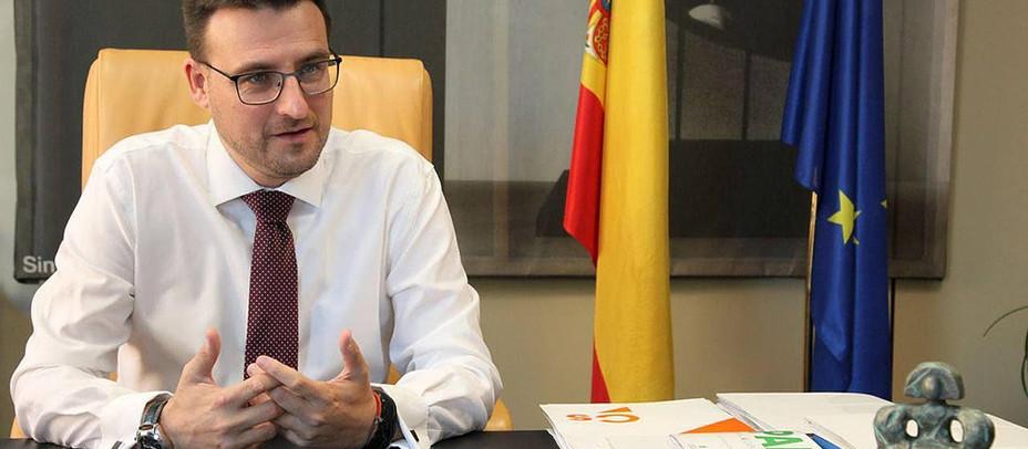 Última hora: Miguel Ángel Arranz, cesado como vicealcalde de Alcobendas y portavoz de Ciudadanos