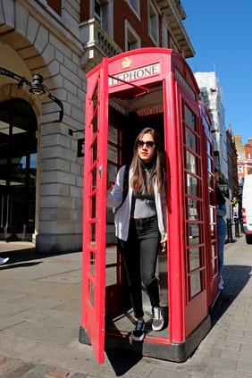 London...calling