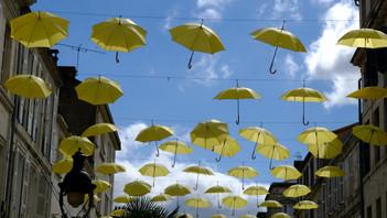 Les Parapluies de Rochefort