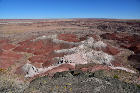 Painted Desert, Arizona.