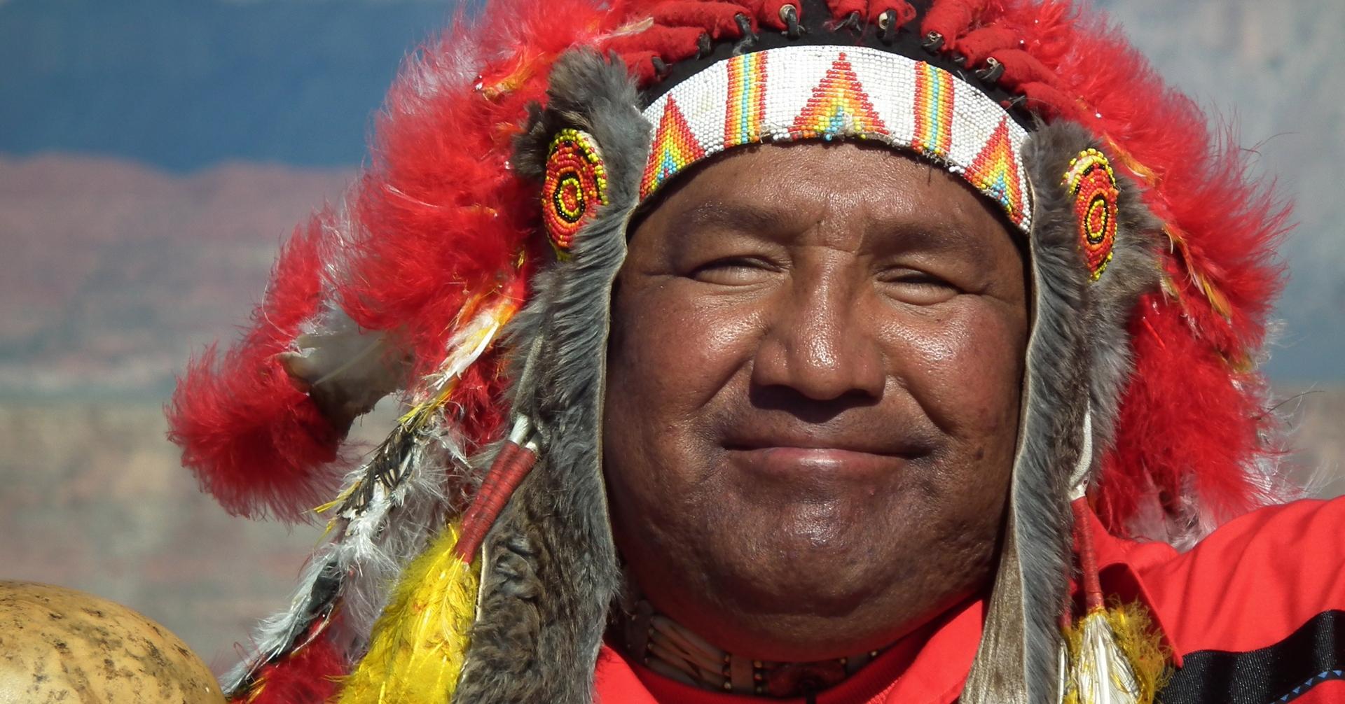 Amérindien à Eagle Point