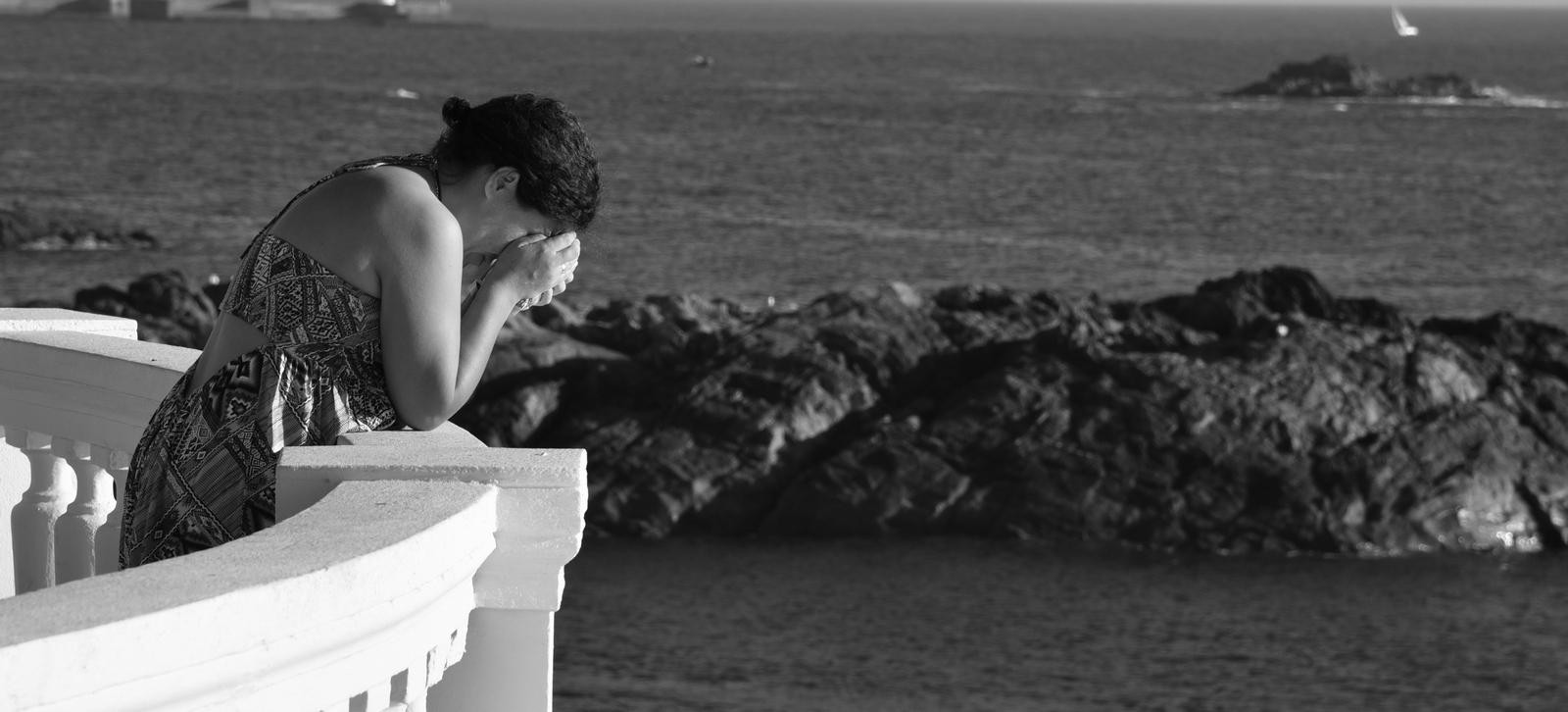 Les larmes de l'océan