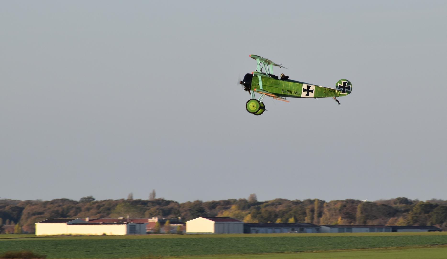 Fokker DR