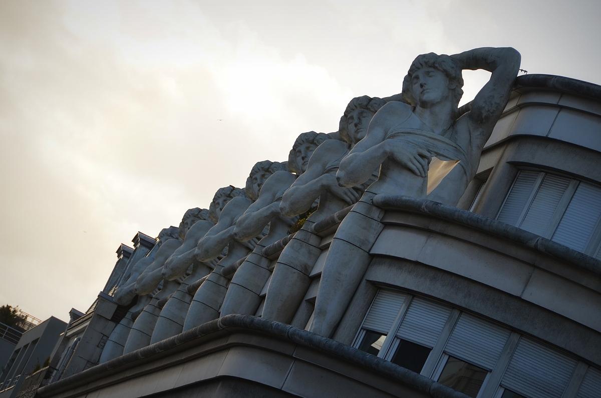 Géométriquement Parisien