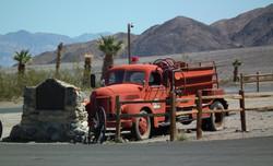 pompier du désert